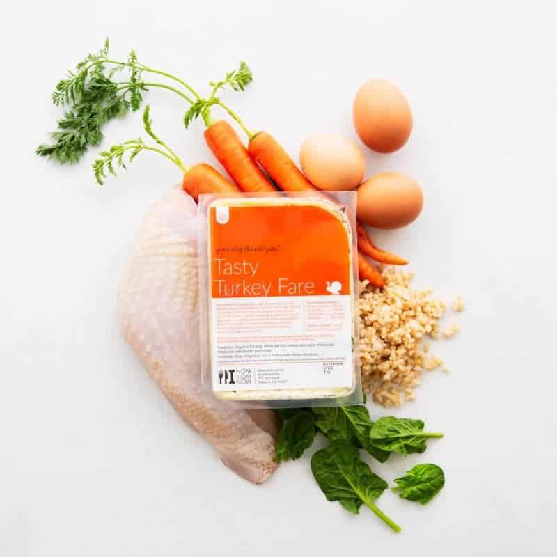 Nom Nom Tasty Turkey Fare Packaging