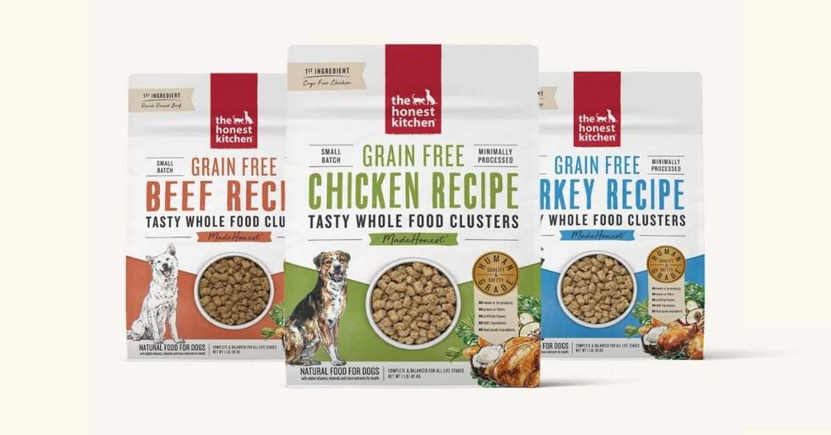 The Honest Kitchen Dog Food