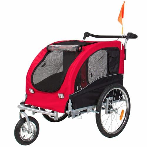 Best Choice 2 in 1 Dog Jogging Stroller