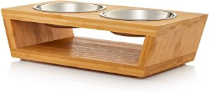 Elevated or Raised Bowls