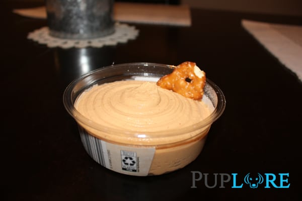 Hummus Contains Chickpeas