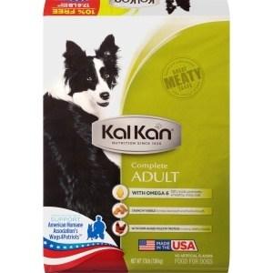 Kal Kan Complete Adult Dog Food