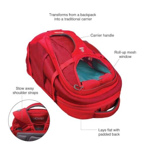 Kurgo G Train backpack