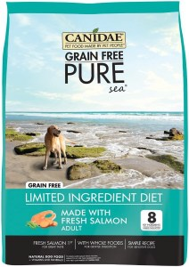 Limited ingredient diet - Canidae dog food Reviews