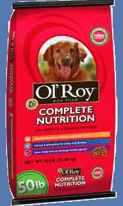 Ol' Roy dog food