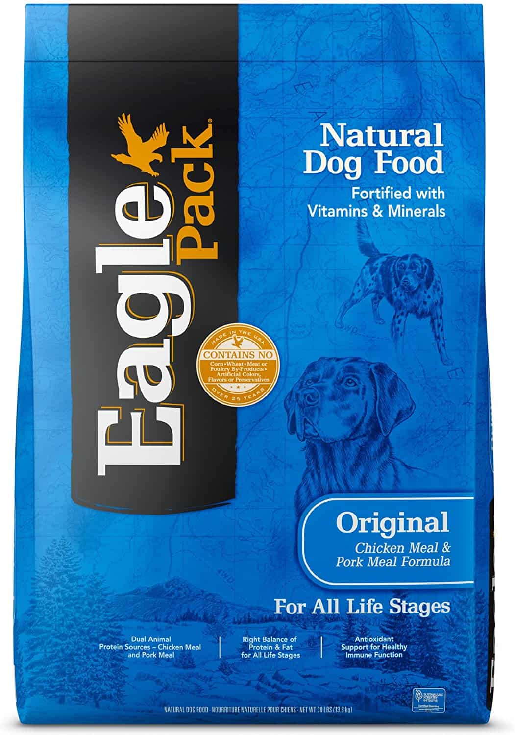 Original For All Life Stages Dog Food