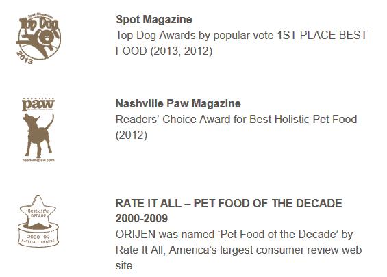 Champion Petfoods Industry Awards