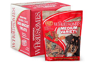 Worst Dog Treats – Sportmix Wholesomes Gourmet Biscuits
