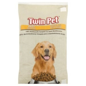 Twin Pet Dog Food